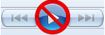No Windows Media Player